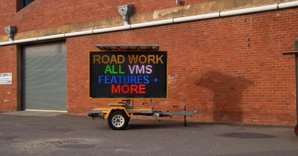 LED Electronic Message Display Boards – Adelaide