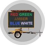 Vms Sign Board Hire