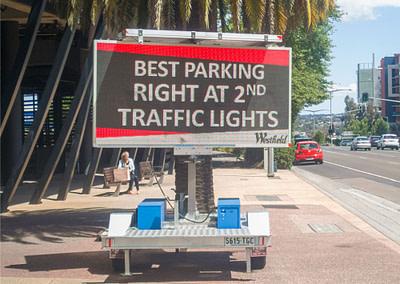 Westfield Parking Management